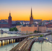 Cheap Flights to Stockholm, AirlinesWide