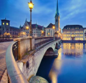 Cheap Flights to Zurich, AirlinesWide